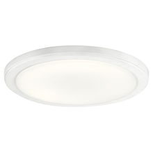 Kichler 44248WHLED40 - Flush Mount 13 Inch Round Wh