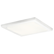 Kichler 44249WHLED40 - Flush Mount 13 Inch Square