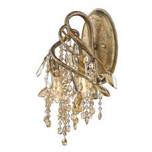 Golden 9903-WSC MG - Autumn Twilight Wall Sconce in Mystic Gold