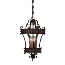 Capital 9354RI - 4 Light Foyer Fixture